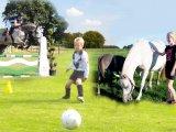 Balans tussen paard, werk en gezin