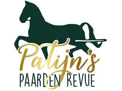 Patijn's Paarden Revue... dit jaar weer!