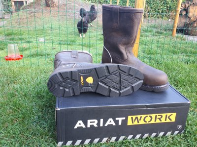 Review: Ariat Groundbreaker H2O Ct En Iso