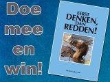 Win het boek: Eerst denken, dan redden!